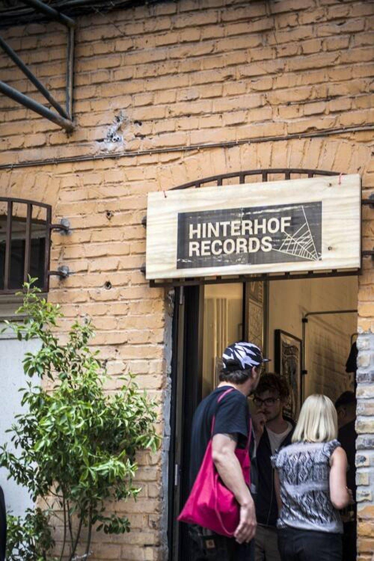 Hinterhof Records Mannheim On Recordstores Love