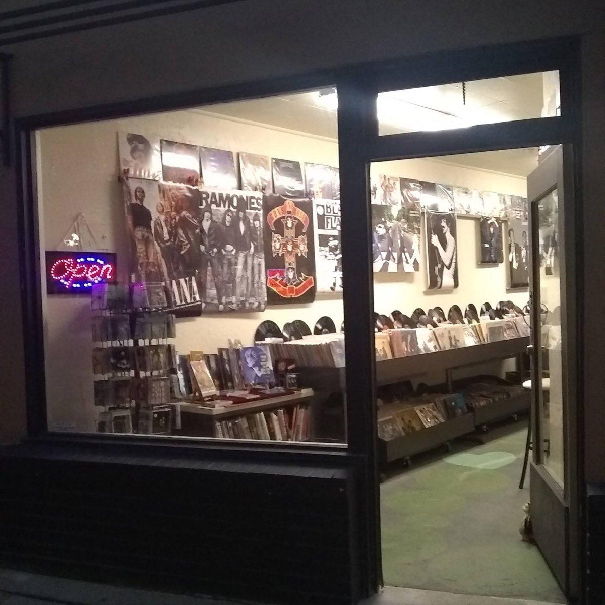 Krazy Katz Vintage Vinyl Records / Yuba City on recordstores love